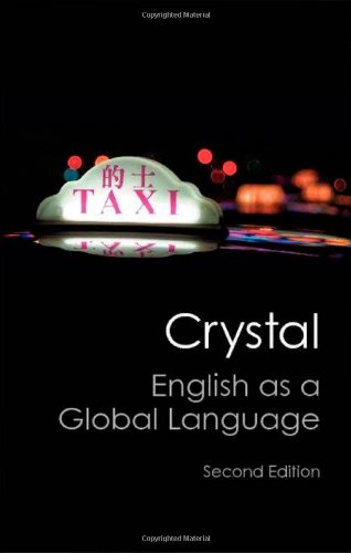 English as a Global Language  2nd 2012 (Revised) edition cover