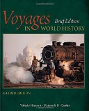 Voyages in World History:   2015 9781305088801 Front Cover