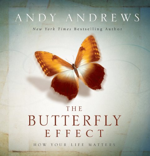 Butterfly Effect How Your Life Matters  2010 edition cover