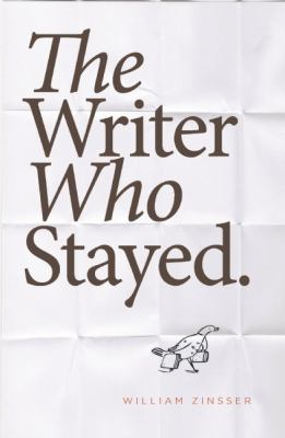 Writer Who Stayed   2012 edition cover