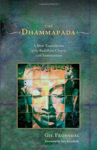 Dhammapada A New Translation of the Buddhist Classic with Annotations  2006 edition cover