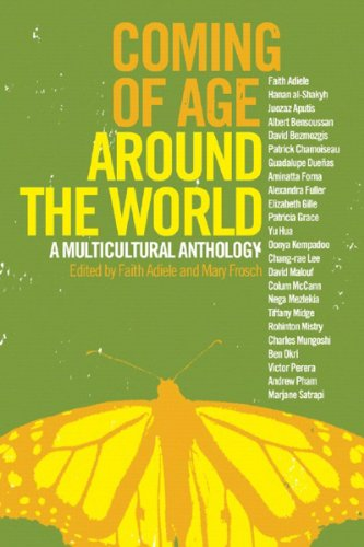 Coming of Age Around the World A Multicultural Anthology  2007 edition cover