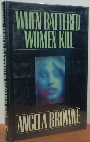When Battered Women Kill   1987 edition cover