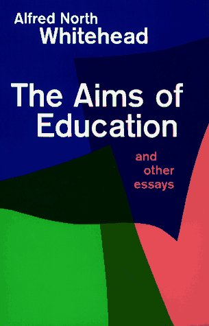 Aims of Education   1967 edition cover