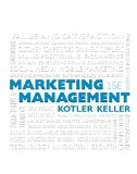 MyMarketingLab with Pearson EText -- Access Card -- for Marketing Management  15th 2016 edition cover