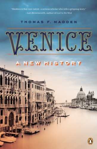 Venice A New History N/A edition cover
