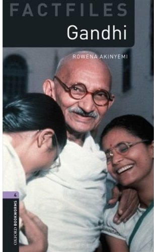 Gandhi  2nd 2010 9780194237802 Front Cover