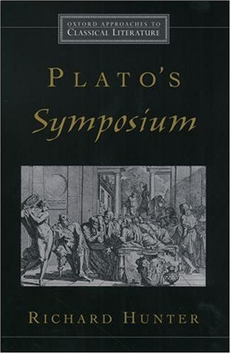 Plato's Symposium   2004 9780195160802 Front Cover