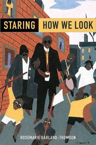 Staring How We Look  2009 edition cover