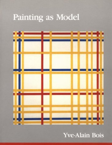 Painting as Model   1990 edition cover
