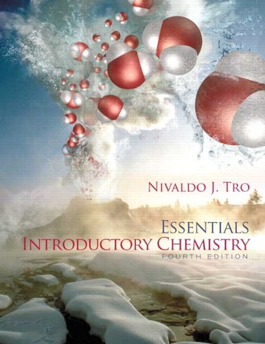 Introductory Chemistry  4th 2012 (Revised) edition cover