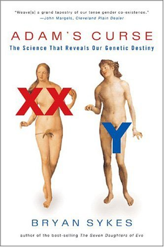 Adams Curse The Science That Reveals Our Genetic Destiny N/A edition cover