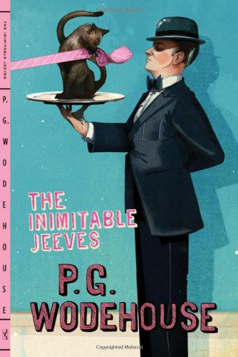 Inimitable Jeeves   2011 edition cover