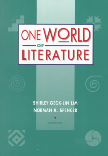One World of Literature   1993 edition cover