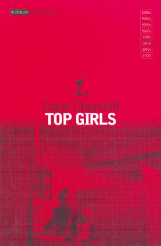 Top Girls  2nd 1984 (Revised) edition cover