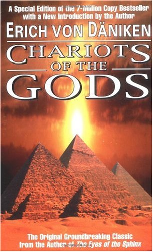 Chariots of the Gods   1999 edition cover