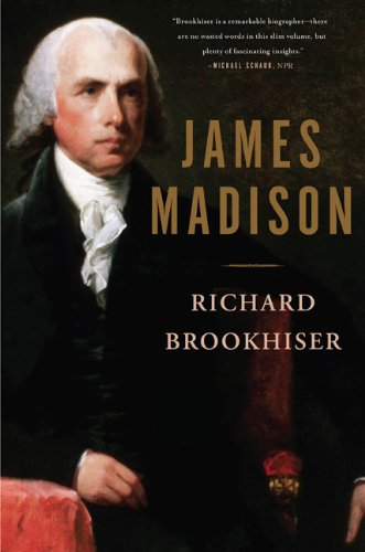 James Madison  N/A edition cover
