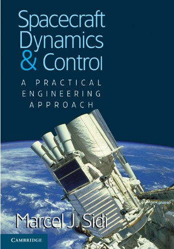 Spacecraft Dynamics and Control A Practical Engineering Approach  1997 edition cover