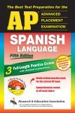AP Spanish  5th (Revised) 9780738600802 Front Cover