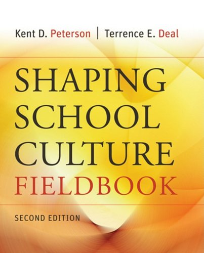 Shaping School Culture Fieldbook  2nd 2009 edition cover