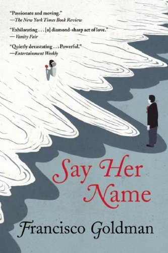Say Her Name  N/A 9780802145802 Front Cover