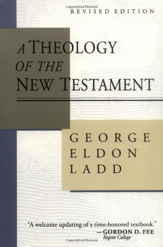 Theology of the New Testament   1993 (Revised) edition cover