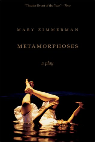 Metamorphoses A Play  2002 edition cover