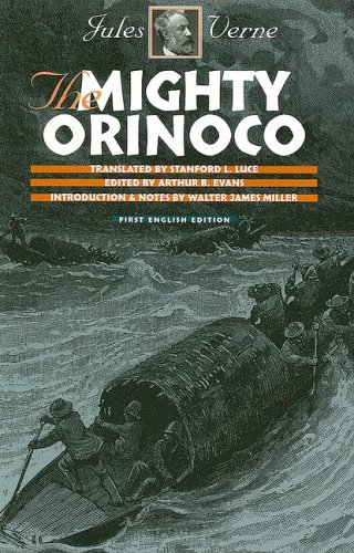 Mighty Orinoco  N/A 9780819567802 Front Cover