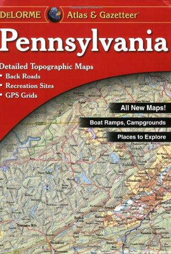 Pennsylvania  7th 2001 edition cover