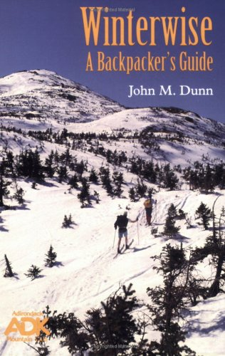Winterwise A Backpacker's Guide 2nd 1996 (Revised) edition cover