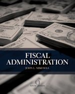 Fiscal Administration  9th 2014 9781133594802 Front Cover