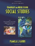 Elementary and Middle School Social Studies: An Interdisciplinary, Multicultural Approach  2015 edition cover