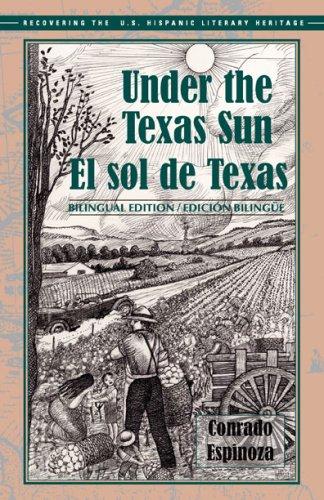 Under the Texas Sun/el Sol de Texas   2007 edition cover