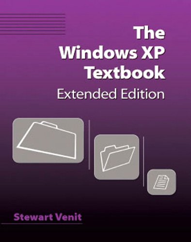 Windows XP Textbook, Extended Edition   2003 9781576760802 Front Cover