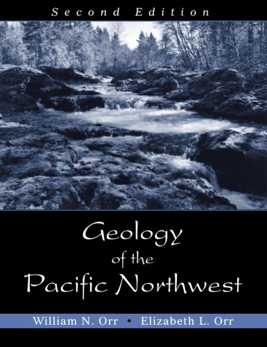Geology of the Pacific Northwest  2nd 2002 edition cover