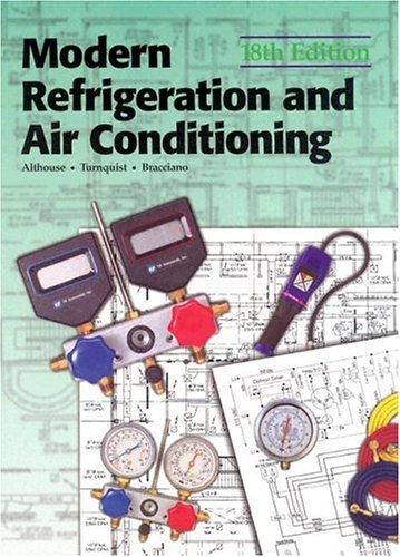 Modern Refrigeration and Air Conditioning  18th 2004 edition cover