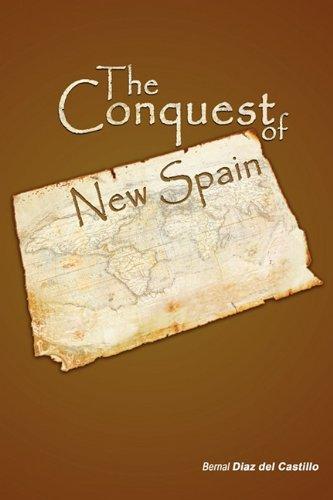 Historia Verdadera de la Conquista de la Nueva Espa�a   2011 edition cover