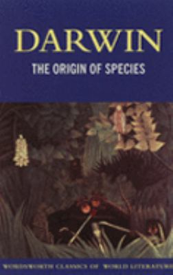 Origin of Species  N/A 9781853267802 Front Cover