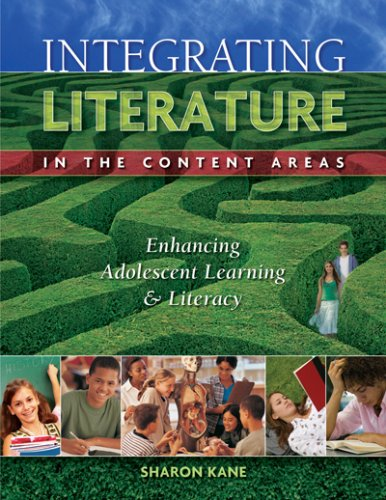 Integrating Literature in the Content Areas Enhancing Adolescent Learning and Literacy  2007 edition cover