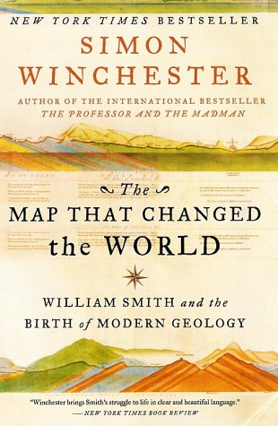 Map That Changed the World William Smith and the Birth of Modern Geology N/A 9780060931803 Front Cover