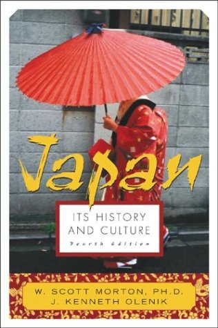 Japan Its History and Culture 4th 2005 (Revised) edition cover