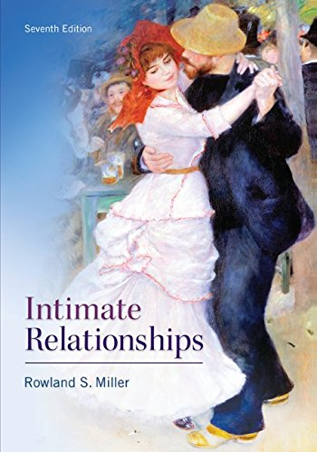 Intimate Relationships  7th 2015 9780077861803 Front Cover