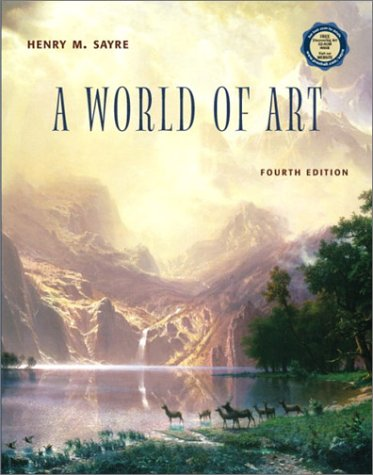 World of Art  4th 2003 edition cover