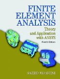 Finite Element Analysis Theory and Application with ANSYS 4th 2015 edition cover