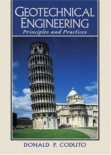Geotechnical Engineering   1999 edition cover