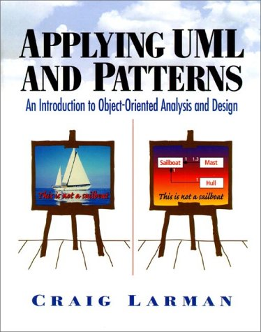Applying UML and Patterns An Introduction to Object-Oriented Analysis and Design  1998 9780137488803 Front Cover
