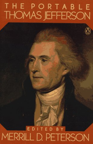 Portable Thomas Jefferson   1977 edition cover