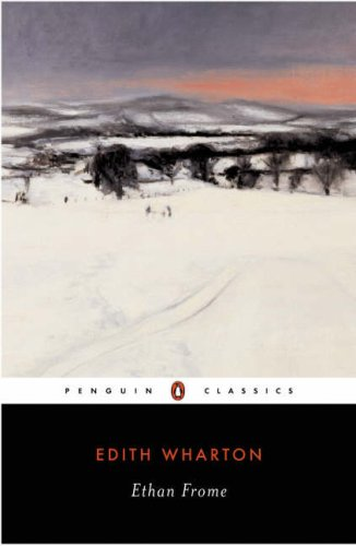 Ethan Frome   2005 edition cover