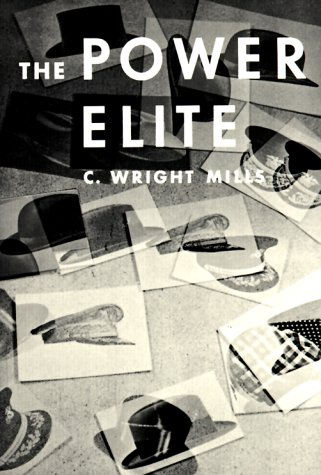 Power Elite   1959 edition cover