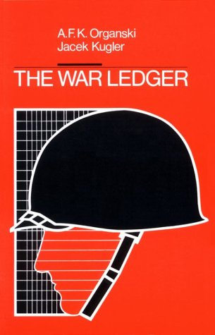War Ledger   1984 edition cover